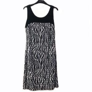 Jolibel Black and White Dress